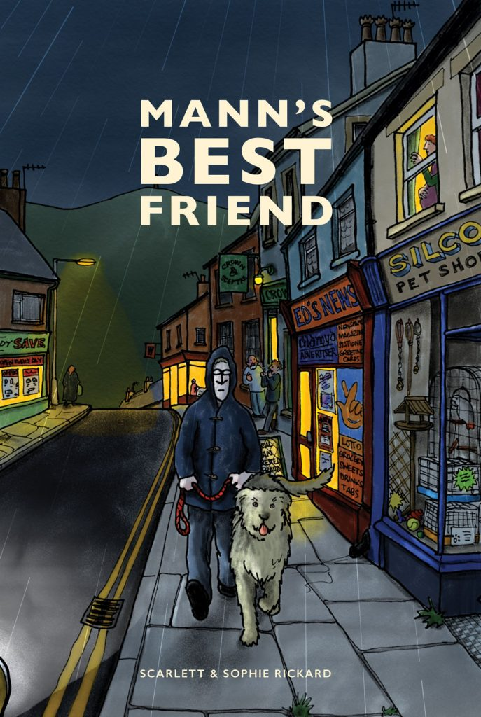 Mann's Best Friend graphic novel